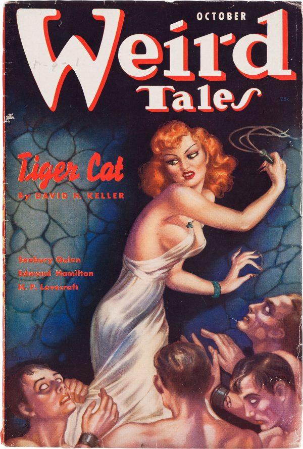 Weird Tales - October 1937