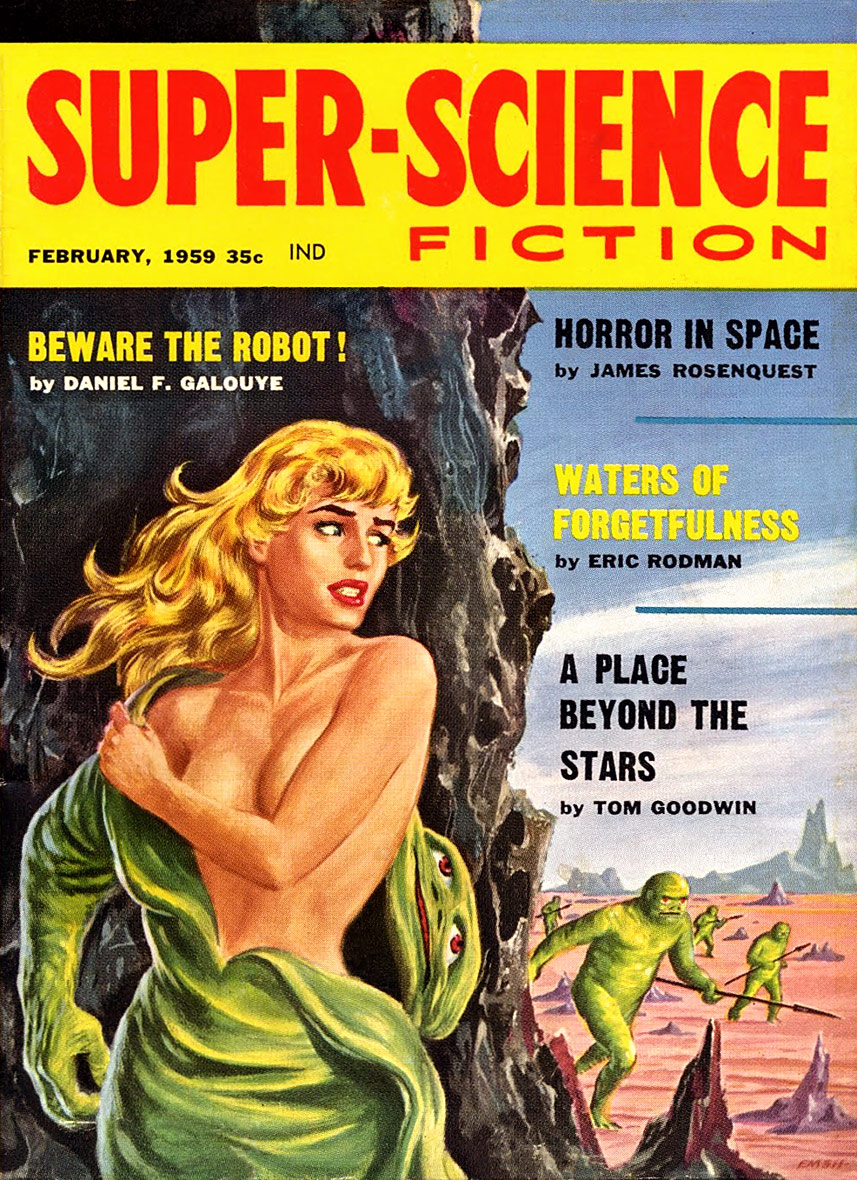 fiction story erotic science