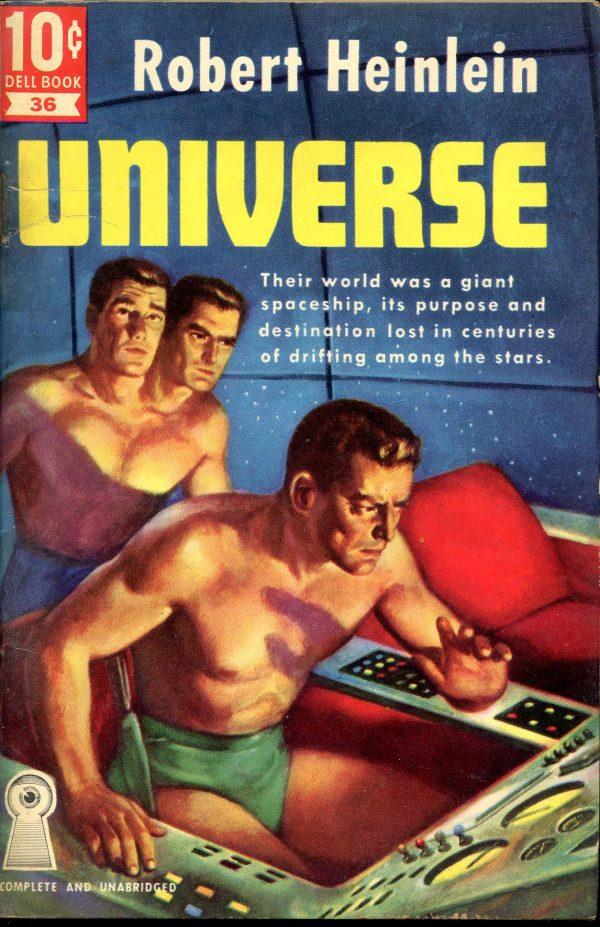 Dell 10 Cent Books 36 1951