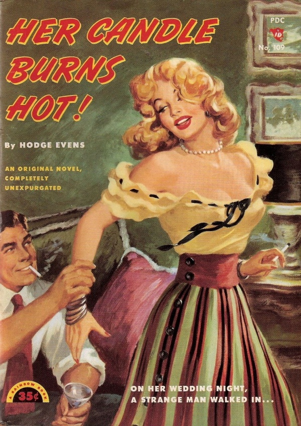 Her Candle Burns Hot! (Magazine Productions, 1951)
