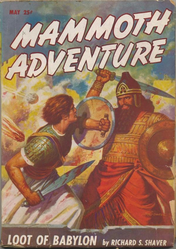Mammoth Adventure May 1947