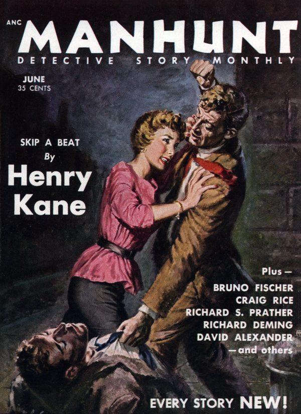 Manhunt June 1954