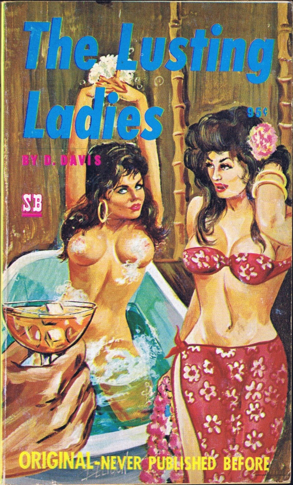 Spotlight Books #301 The Lusting Ladies