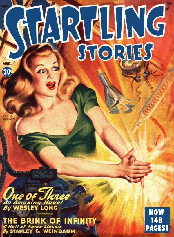 Startling Stories March 1948
