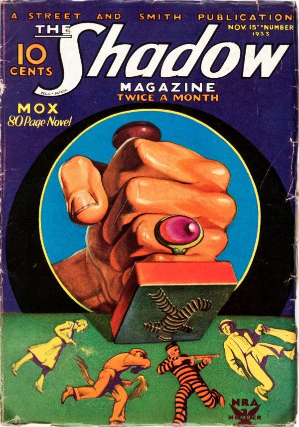 The Shadow - November 15, 1933