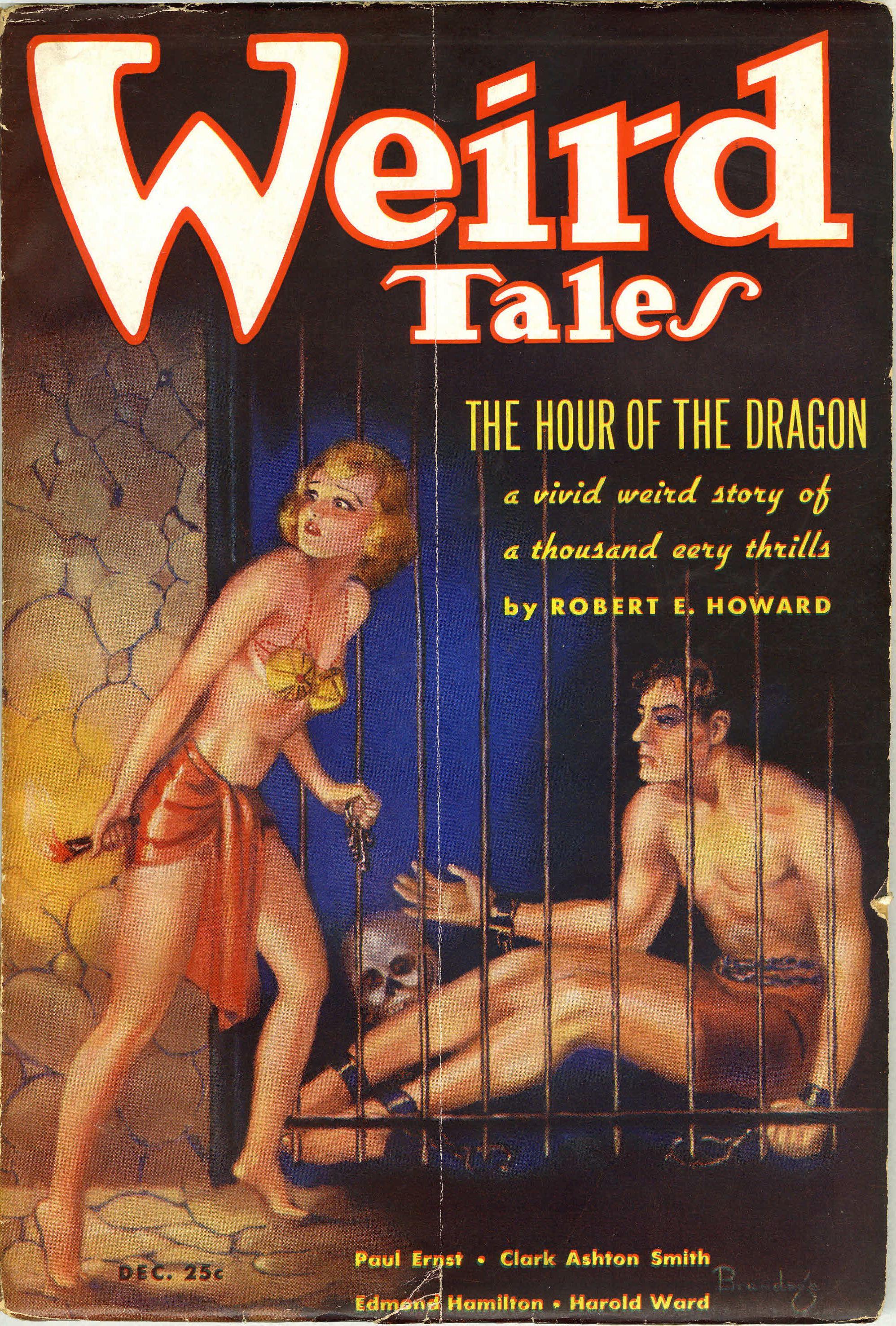 Weird Tales, December 1935