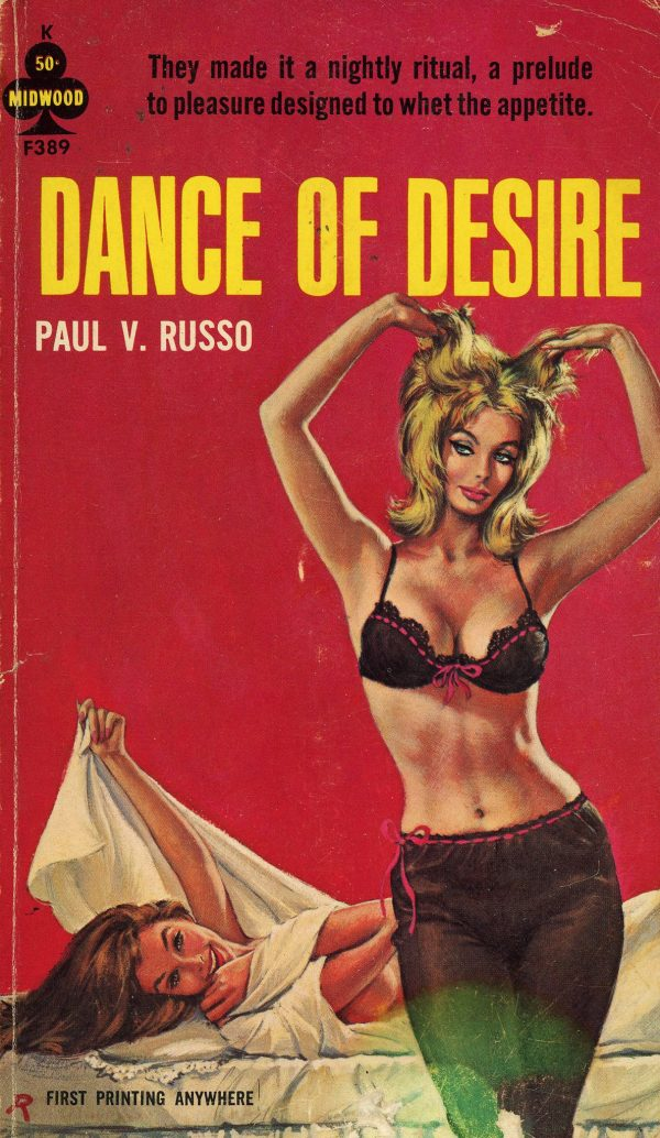 5959435135-midwood-books-f389-paul-v-russo-dance-of-desire