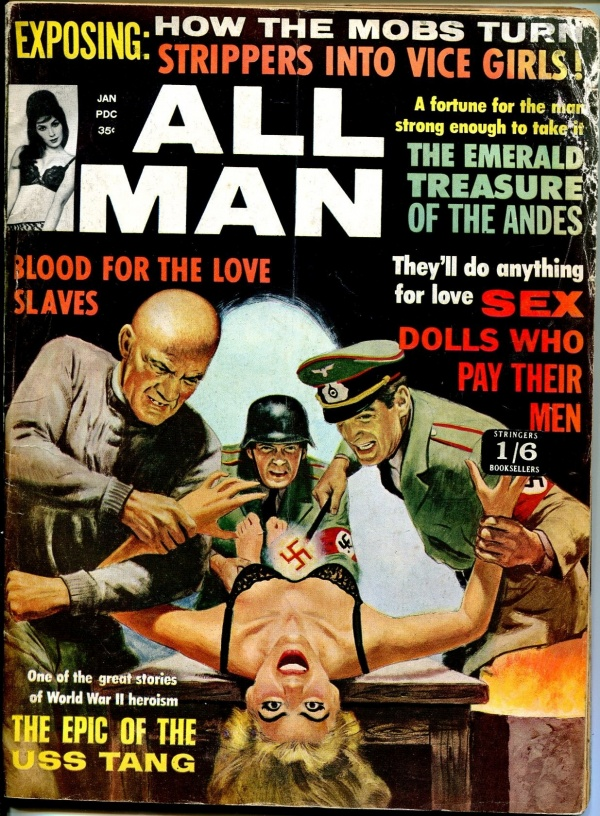 All Man January 1965
