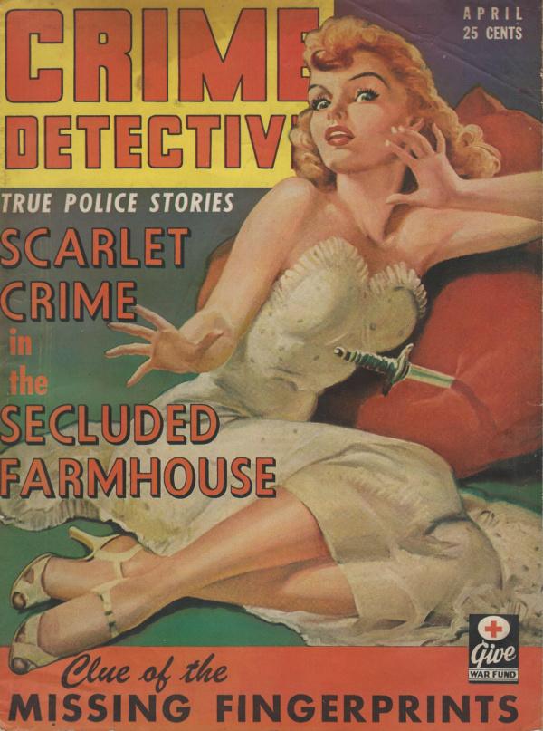 Crime Detective April 1943
