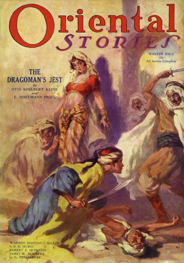 Oriental Stories Winter 1932