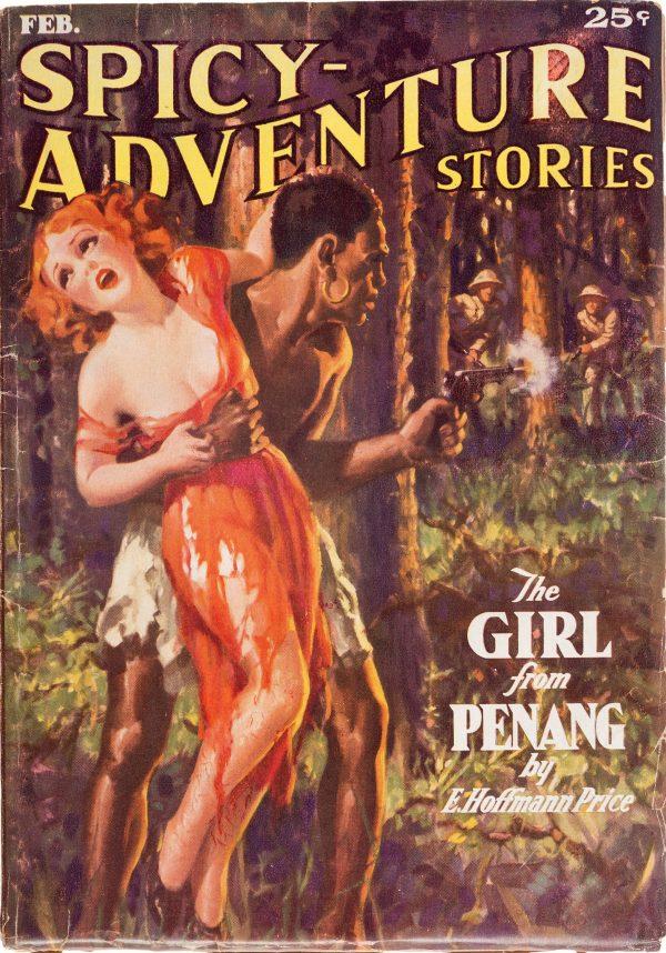 Spicy Adventure - February 1936