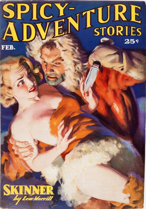 Spicy Adventure February 1937