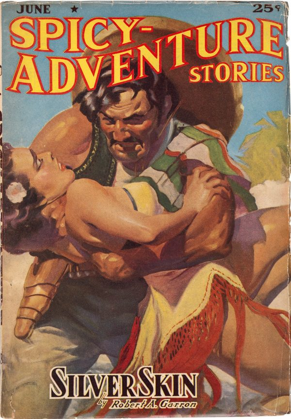Spicy Adventure Stories - June 1939