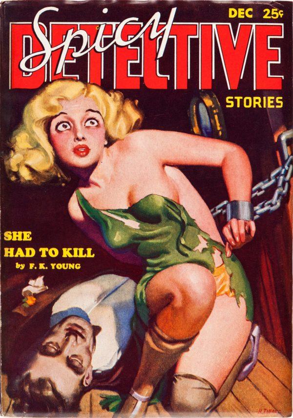 Spicy Detective - December 1934
