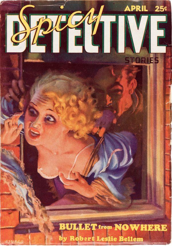 Spicy Detective Stories - April 1935