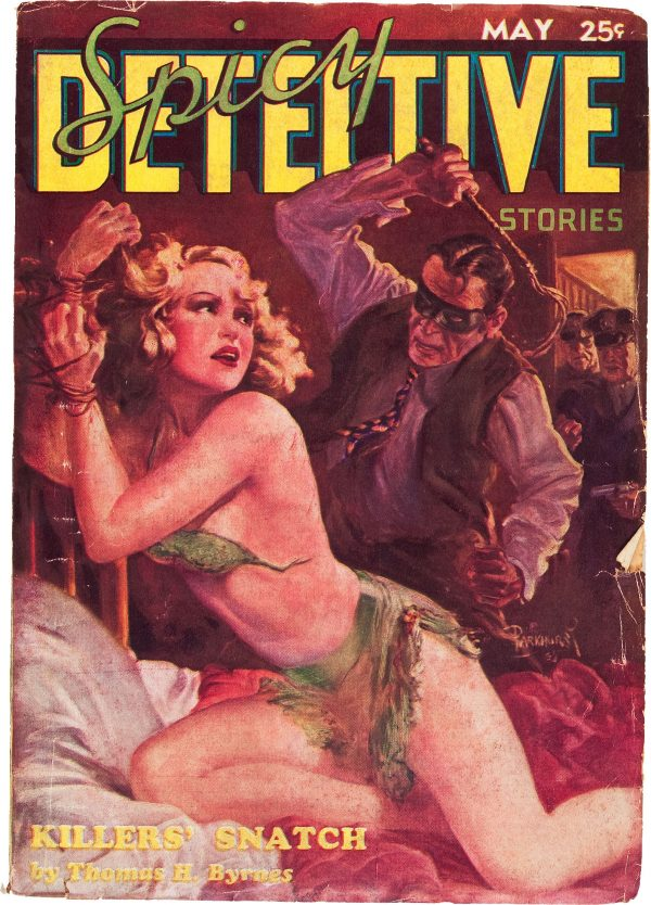 Spicy Detective Stories - May 1935