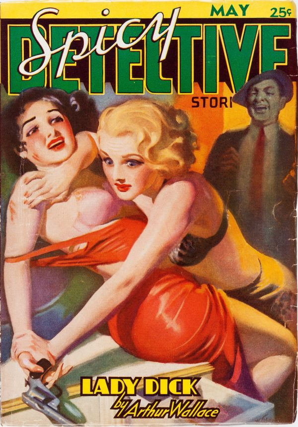 Spicy Detective Stories - May 1937