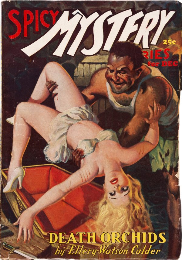 Spicy Mystery Stories - December 1935