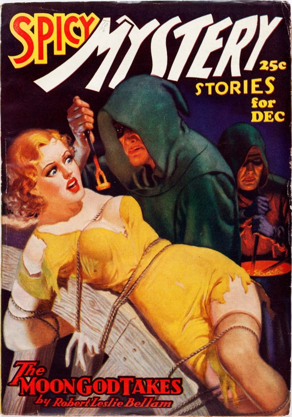 Spicy Mystery Stories - December 1936