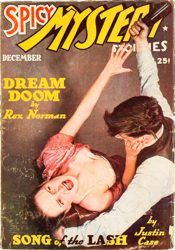 Spicy Mystery Stories - December 1938