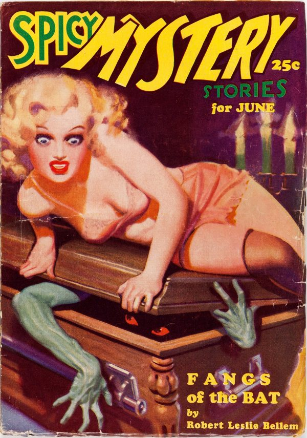 Spicy Mystery Stories - June 1935
