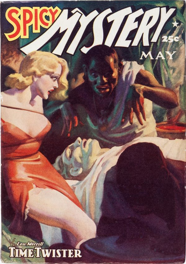 Spicy Mystery Stories - May 1938
