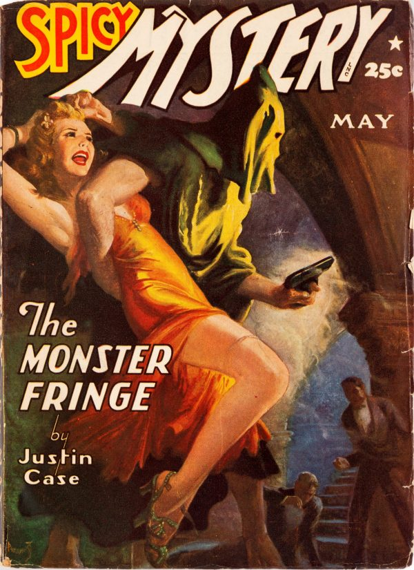 Spicy Mystery Stories - May 1941