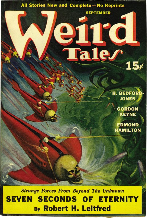 Weird Tales September 1940