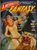 A. Merritt's Fantasy Mag. Vol. 1, No. 3 (April, 1950). Cover Art by Norman Saunders thumbnail