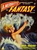 A. Merritt's Fantasy Mag. Vol. 1, No. 1 (Dec., 1949). Cover Art by Peter Stevens thumbnail