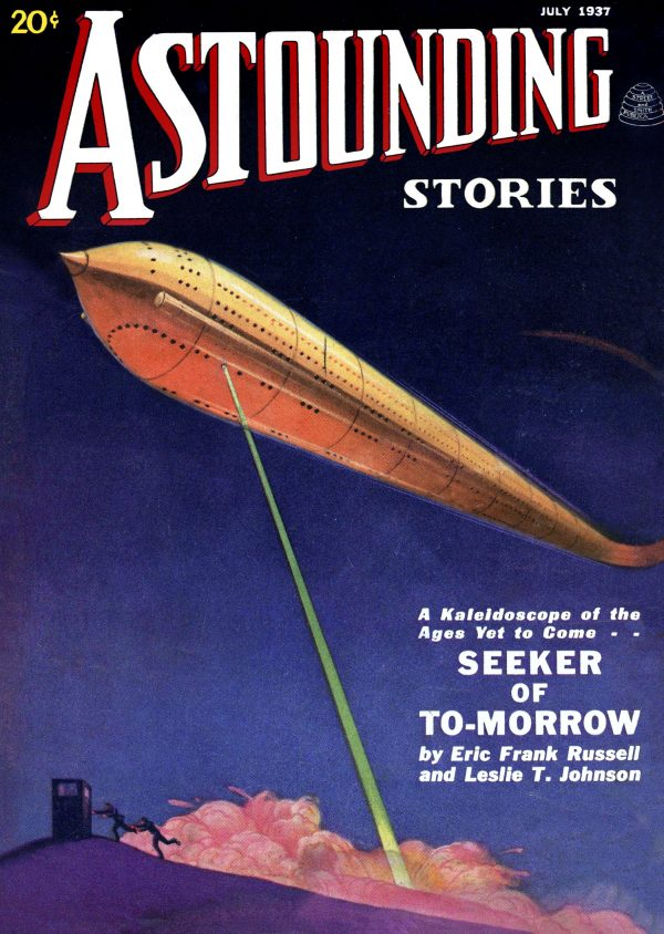 Astounding July 1937