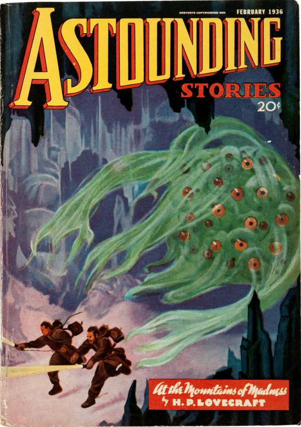 Astounding Stories - Feb 1936