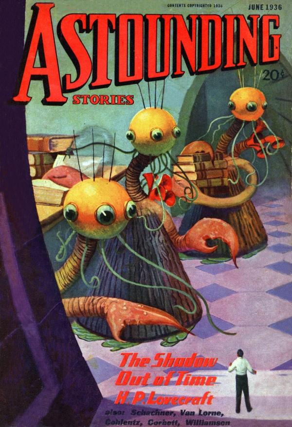 Astounding Stories - June 1936
