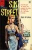 Dell Books B139 - Bob Bristow - Sin Street thumbnail