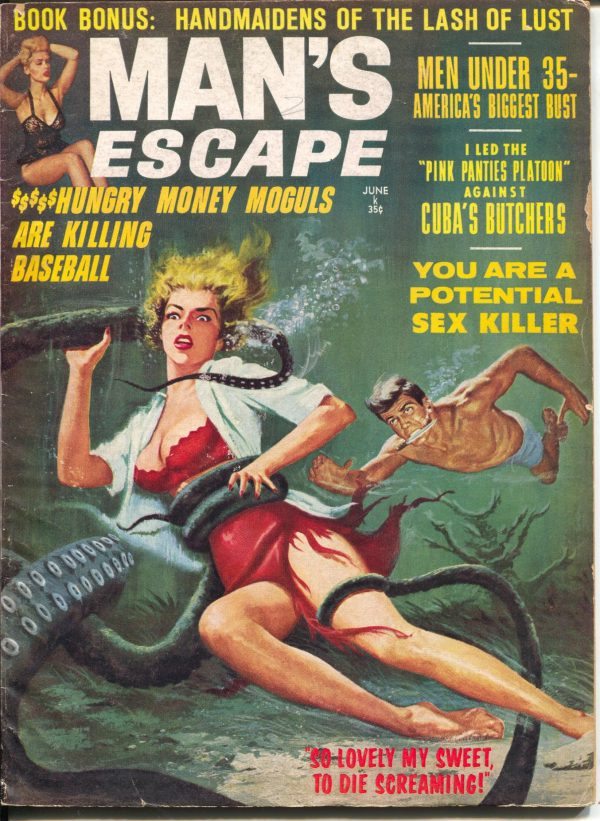 Man's Escape June 1963