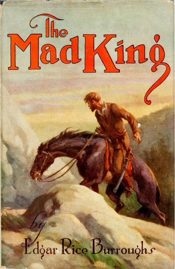 The Mad King. Chicago A. C. McClurg, 1926