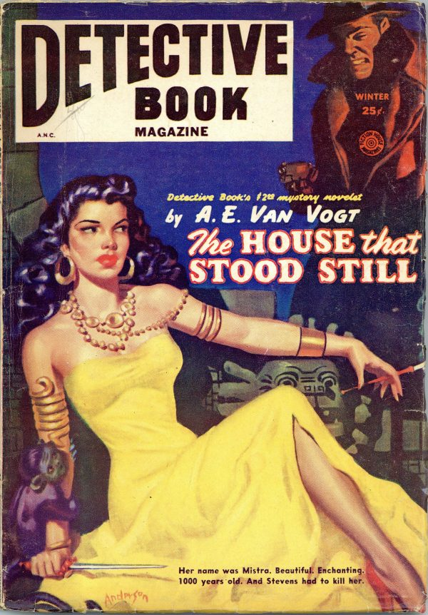 Detective Book Winter 1951