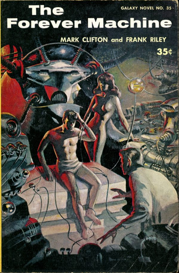 Galaxy Novel #35, 1958