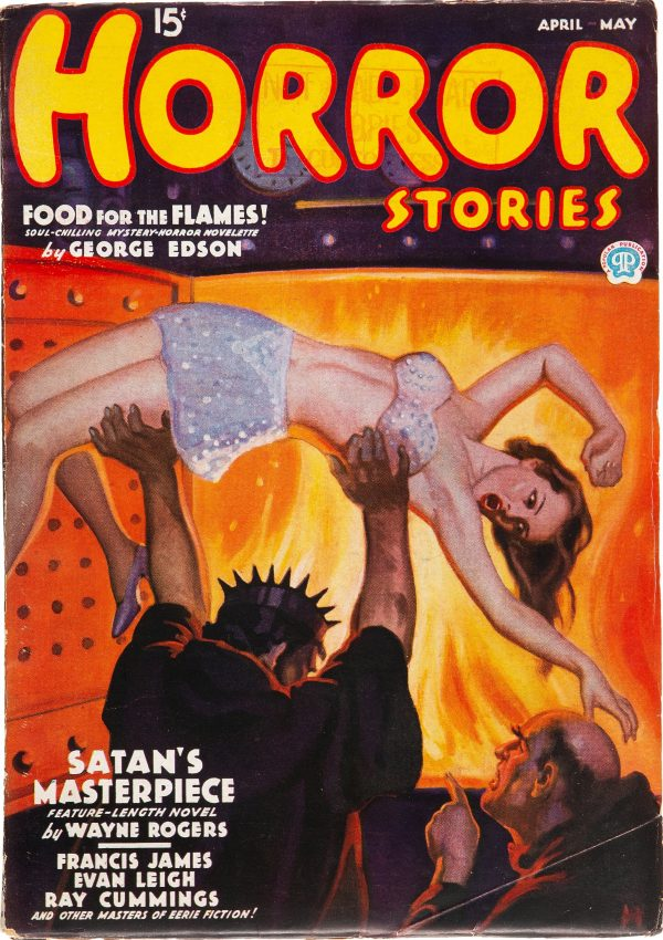Horror Stories - April-May 1936 (Popular)
