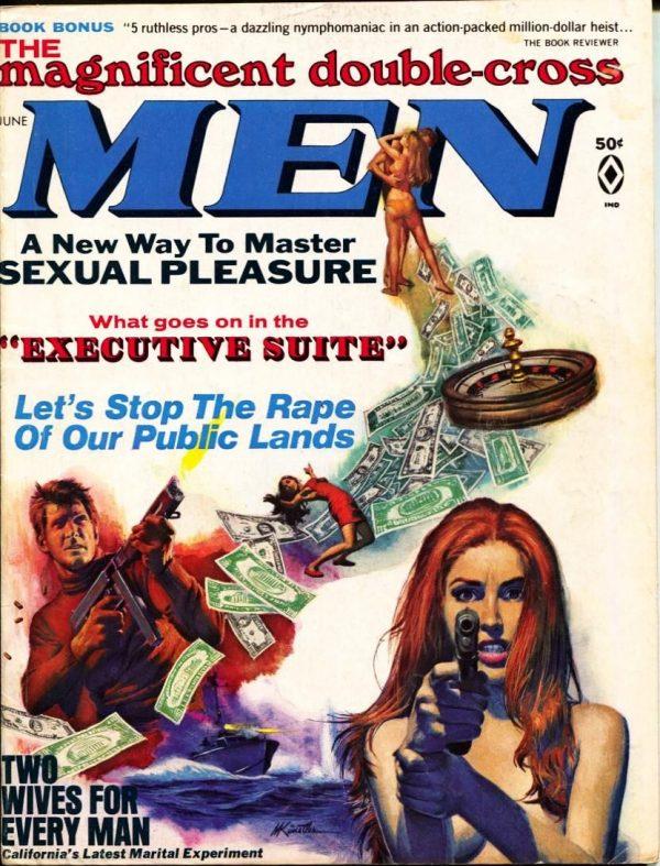 MEN June 1969