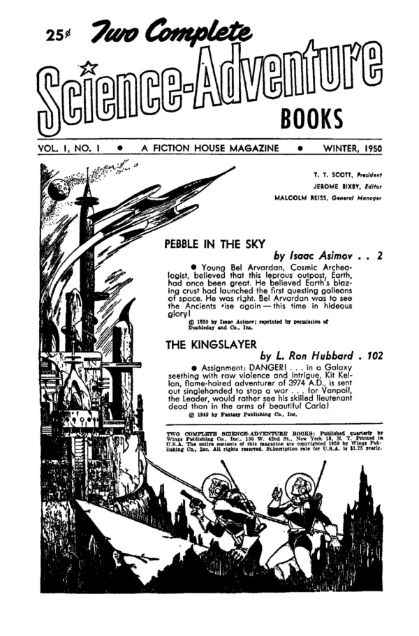 Two Complete Science-Adventure Books Winter 1950 Page002