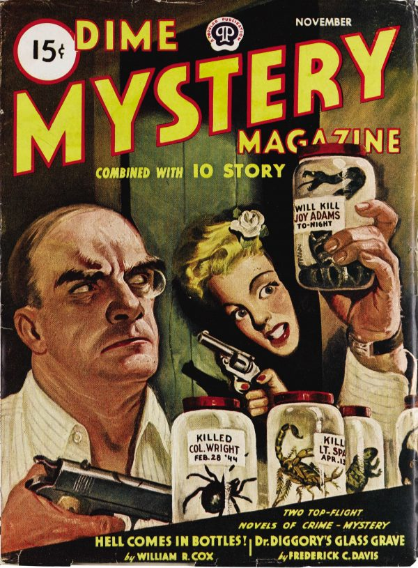 Dime Mystery November 1944