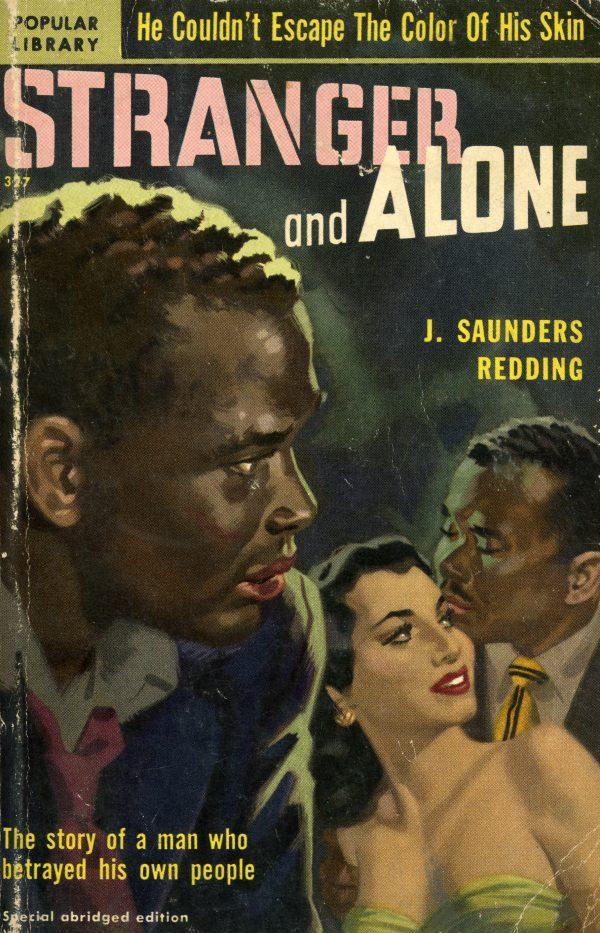 6174249234-popular-library-327-j-saunders-redding-stranger-and-alone