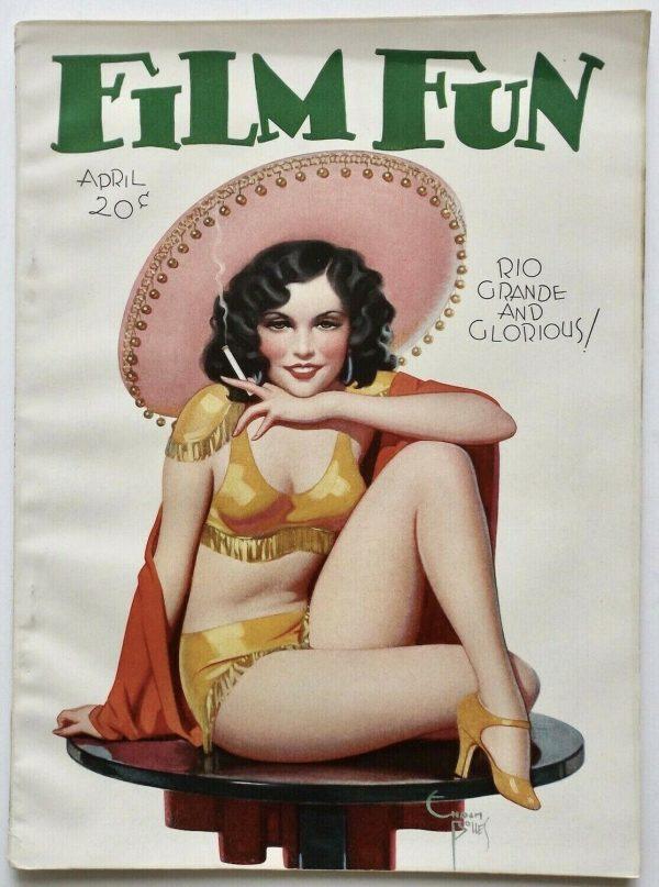 April '33 Film Fun