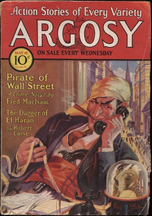 Argosy, May 16, 1931