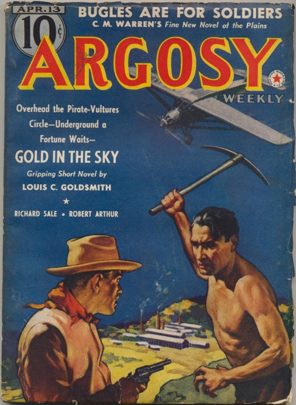 Argosy Weekly April 13, 1940