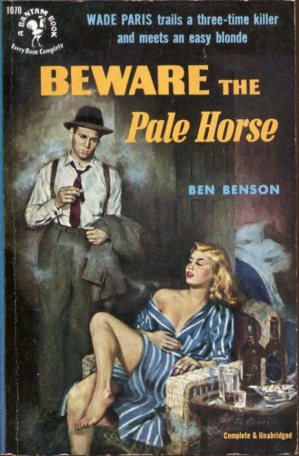 Bantam #1070, 1953