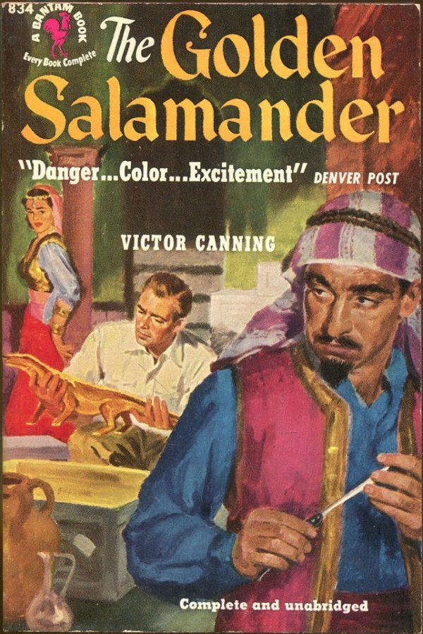 Bantam #834, 1950