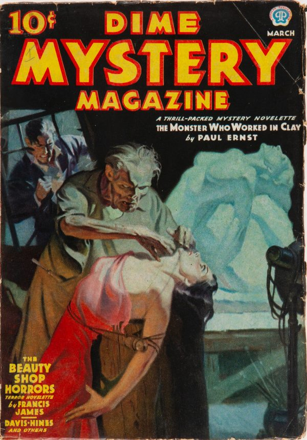 Dime Mystery - March 1937