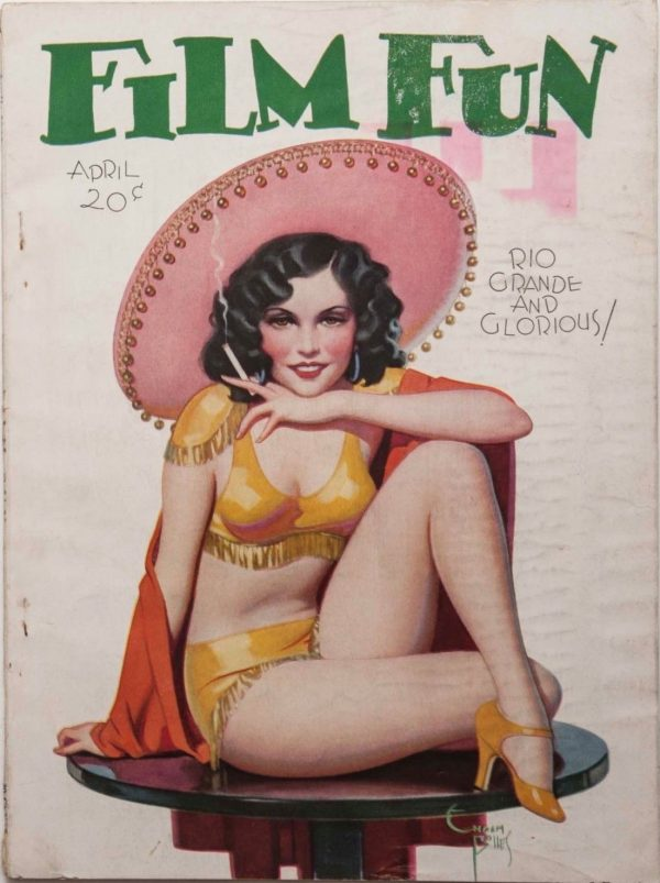Film Fun April 1933